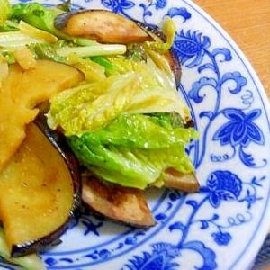万能調味料マヨネーズを使って簡単サラダ炒め!