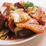 夏野菜たっぷり★自家製タレの回鍋肉~♪