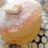 お家cafe♡ふわふわスフレパンケーキ