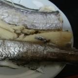 時短レシピ 太刀魚(タチウオ)のトースター焼き