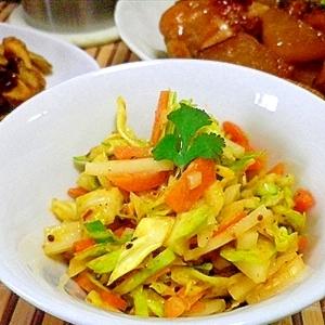 野菜の中華小鉢