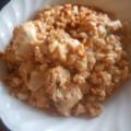 辛くない!お子様も食べれる鶏肉麻婆豆腐♡