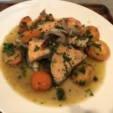 【鮭は栄養の宝庫】鮭と舞茸の白ワイン蒸しの作り方