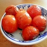 プチトマトの炒め物