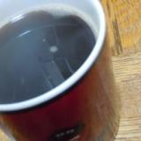ほっこりした甘さの黒糖コーヒー☆