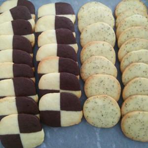 簡単大量!さくさくアイスボックスクッキー
