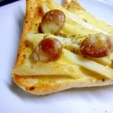 ☆ポテトとソーセージのタルタルチーズトースト☆