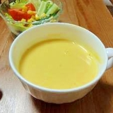 ペースト冷凍でいつでもどうぞ!美味かぼちゃのスープ