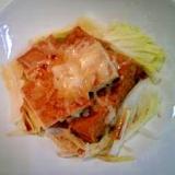 レンジでチン♪ほっくほく厚揚げ豆腐チーズのせ