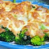 ブロッコリーの★明太子とマヨネーズ★のチーズ焼き