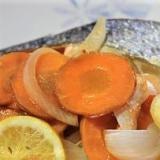 鮭のバターレモン蒸し
