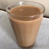 ジンジャーアイスミルクコーヒー