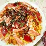 ひな祭りの海鮮ちらし寿司