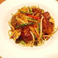 野菜と合わせて作る「鶏レバー」レシピ