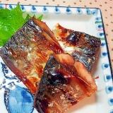 ✿真鯖の塩焼き❤柑橘果汁で爽やか焼き魚