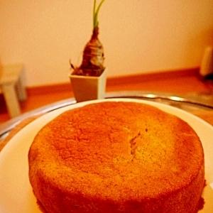 しっとりふんわり♡大人のラムバナナケーキ