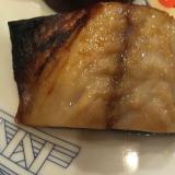 サバのしょうゆみりんつけ焼き