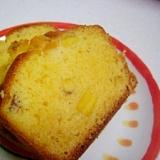 安納芋でほくほく甘いパウンドケーキ
