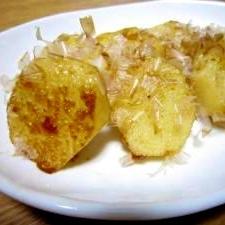 長芋の照り焼き