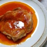 超簡単!激ウマ☆鶏肉のケチャップ煮