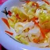 春野菜のサラダ風漬物