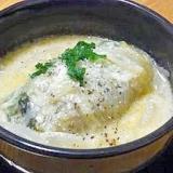 ロールレタス・豆乳スープ