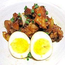 簡単 早い 安上がり 鶏モモ肉の煮込み