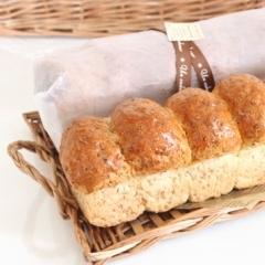 全粒粉のぷっくりパン【No.236】