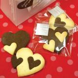 恋するハートのクッキー