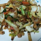 醤油麹で五目野菜炒め