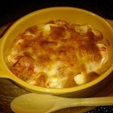 簡単!トースター5分☆豆腐とキムチのチーズ焼き