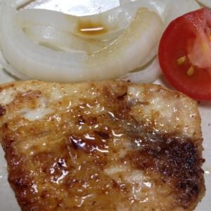魚を美味しく食べよう!メカジキのバター醤油