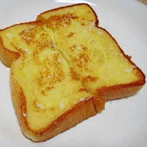 ふんわり美味しい♥ フレンチトースト