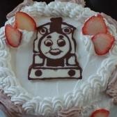 トーマスのケーキ