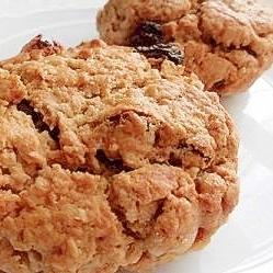 レーズン入りクッキー風スコーン