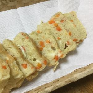 人参チーズパン♡