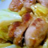 ❤ 下味冷凍! 味ポンマヨ鶏肉&キャベツ炒め ❤