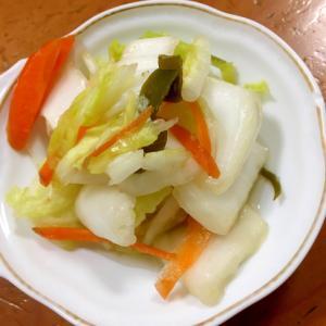 ナンプラーde白菜漬け
