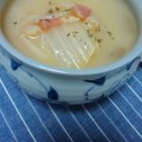 白菜ミルクスープ