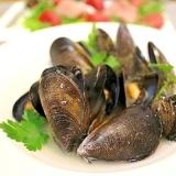 【レンジで簡単】ムール貝の白ワイン蒸し