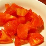 さっぱり★冷やしトマト