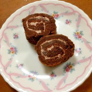 ミロdeロールケーキ