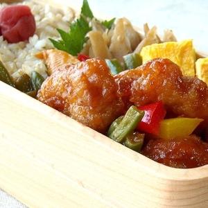 酢鶏~から揚げリメイク~