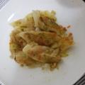 絶品★肉なし!高野豆腐のミンチ風餃子