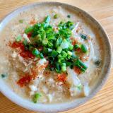 朝ごはんに☆胃に優しい味噌雑炊