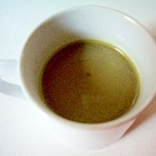 抹茶ミロミルク
