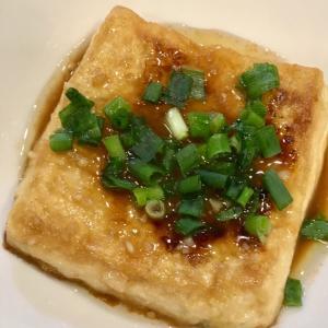 スタミナ♪豆腐ステーキ♪