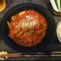 缶詰レシピ☆さば缶のトマト缶煮込み~☆