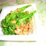 ブロッコリーの納豆和え
