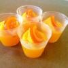 シンプル*オレンジゼリー【子供のおやつ】